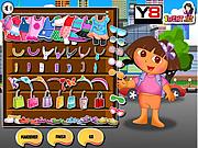 Dora Valentine Shopping
