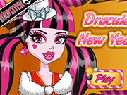 Draculaura\'s New Year Pa…