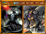 Dragon Similarities