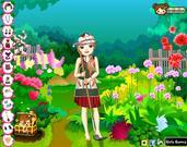 Dream Garden Girl