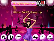 Dress Up Disco Style