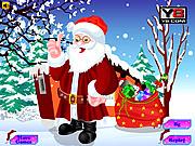 Dressup Santa Claus