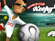 Play DTZ World Cup Keepy Ups