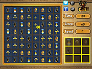 Egyptian Tiles Match