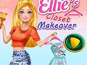 Play Ellie\'s Closet Makeover