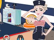 Elsa Sailor Room Decor
