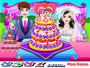 Play Exquisite Wedding Cake
