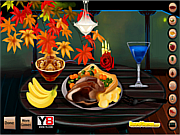 Fall Dinner Party Game
