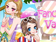 Fancy Summer Vacation 2