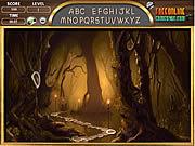 Fantasy Forest Alphabets