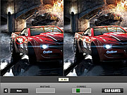 Fast Cars - Spot the Differences