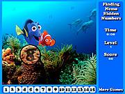 Finding Nemo Hidden Numbers