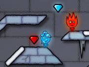 FireBoy and WaterGirl 3: The Ice Temple