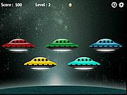 Five UFO's
