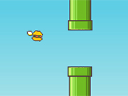 Flappy Burger: Flying Burger Adventure