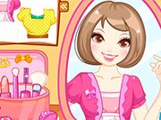 Flower Girl Make Up