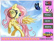 Fluttershy Hidden Stars