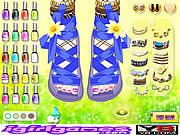 Foot Fashion Show