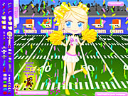 Football Cheerleader