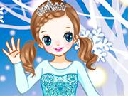 Frozen Dress Up