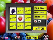 Fruits Perfect Match