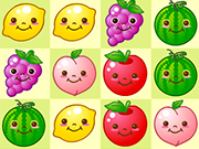 Play Fruits Puzzle