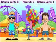 Gibby's Shirtless Showdown