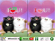 Game cupids 5 Differences