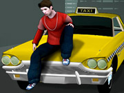 Gangster Ace Taxi - Metroville City
