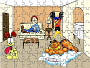Play Garfield Family