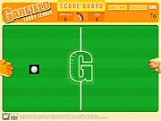 Garfield Tabby Tennis