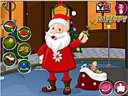 Gifting Santa Dress Up