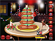 Ginger Bread Christmas Tree Game