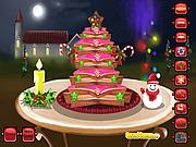 Ginger Bread Christmas Tree