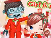Girl and the Robot
