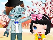 Girl & Robot 4