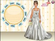 Gorgeous Wedding Dress Up