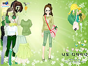 Play Green Life Dressup
