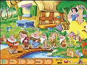 Play Hidden Objects - Snow White