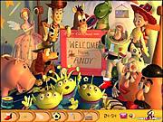 Hidden Objets - Toy Story