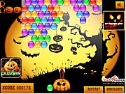 Halloween Bubble Shooter Game