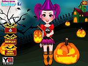 Halloween Girl Dressup