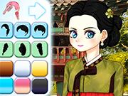 Hanbok Styling