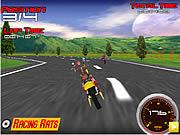 Harley Davidson Burned Roads