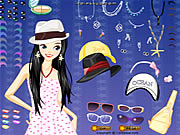 Hat Queen Dressup