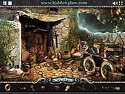 Heligan's Secret Cave