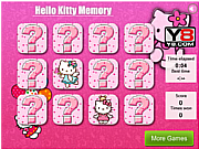 Hello Kitty Memory Free G…