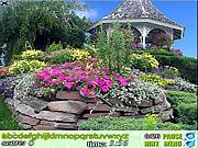 Hidden Alphabet Flower Garden