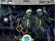 Hidden Numbers-Halloween Scary