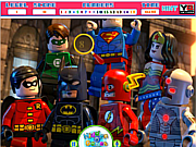 Hidden Numbers-The Lego Movie